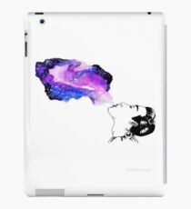 Blowing space  iPad Case/Skin