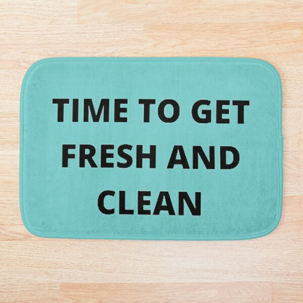Fresh and clean Bath Mat