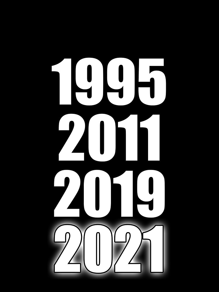 1995-2011-2019-2021 by T-poet