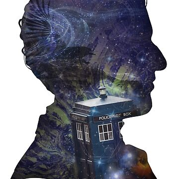 Space & Capaldi by BenH4