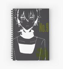 """Konoha"" Spiral Notebook"