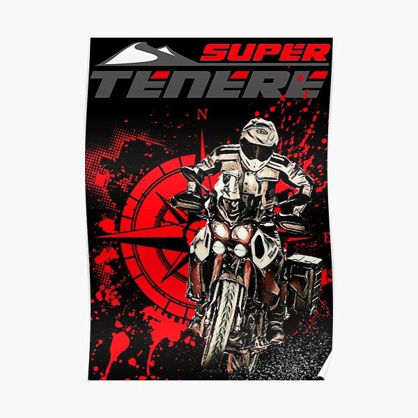 Yamaha Super Ténéré 1200 2021 Poster