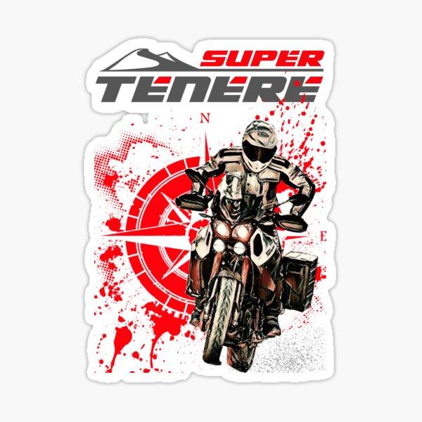 Yamaha Super Ténéré 1200 2021 Sticker