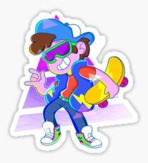 Dippy Fresh Sticker