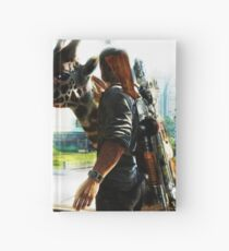 The Last Of Us Hardcover Journal