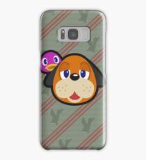 DUCK HUNT DUO ANIMAL CROSSING Samsung Galaxy Case/Skin