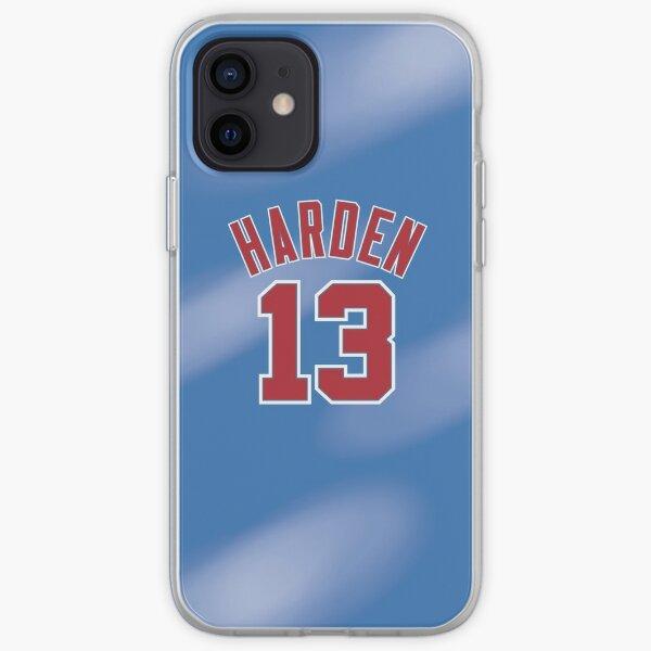 James Harden Nets Jersey - Blue iPhone Soft Case
