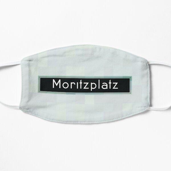 Moritzplatz Station Tiles (Berlin) Flat Mask