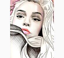 Maggie Lindemann Drawing / art pencil Unisex T-Shirt