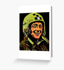 Donald Malcolm Campbell  Greeting Card