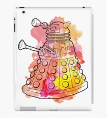 Dalek Watercolour iPad Case/Skin