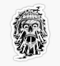 Death Dealer Sticker