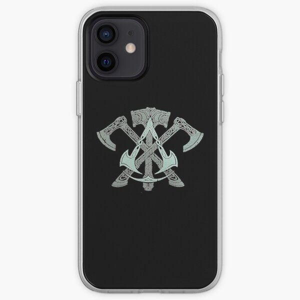 T-shirt Assassins Creed Valhalla Viking Coque souple iPhone