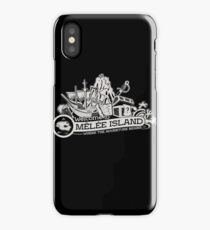 Welcome to melee island iPhone Case/Skin