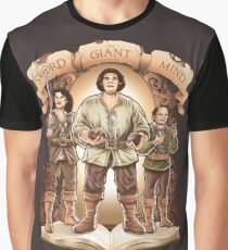 An Inconceivable Story Graphic T-Shirt