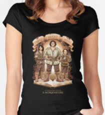 An Inconceivable Story Women's Fitted Scoop T-Shirt