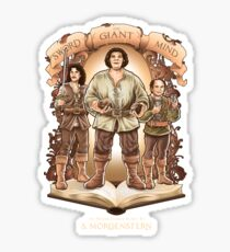 An Inconceivable Story Sticker
