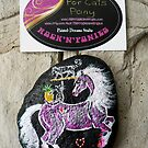 Rock'N'Ponies - COOL FOR CATS PONY by louisegreen