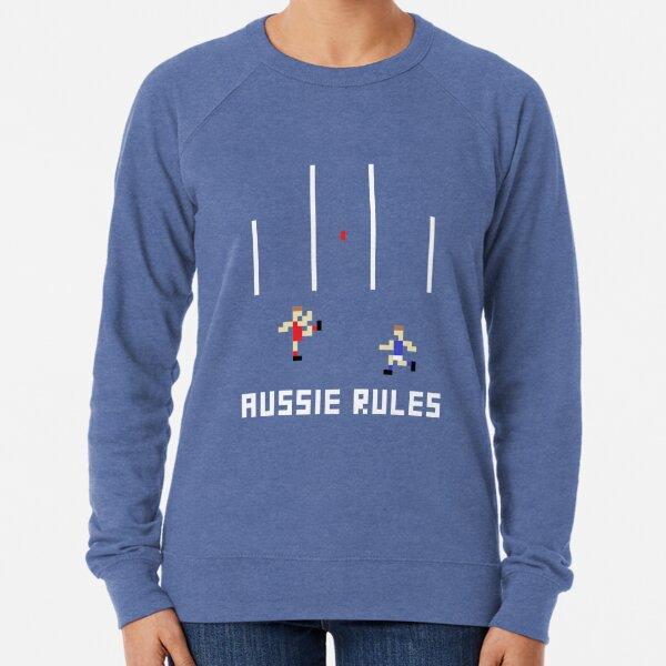 Aussie Rules Pixel Lightweight Sweatshirt