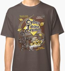 Cyber Toast Crunch Classic T-Shirt