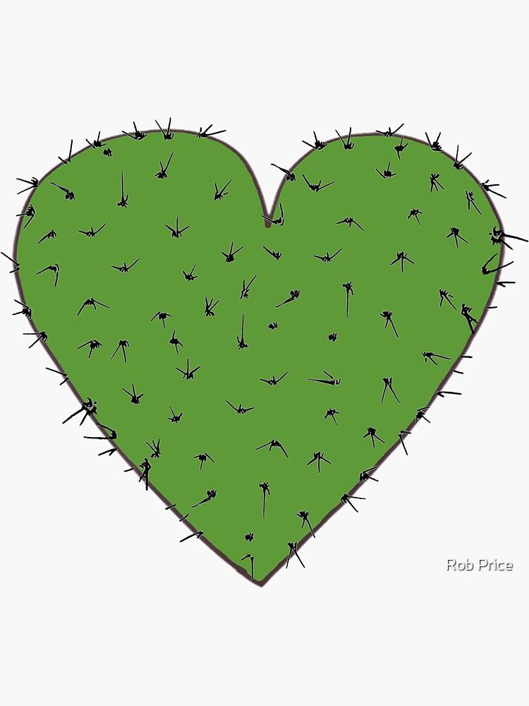 Prickly Heart by wanungara