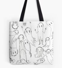 the political undead Tote Bag