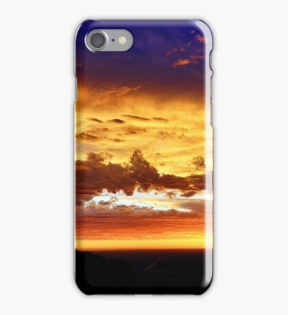Sunsets to die for........... iPhone Case/Skin