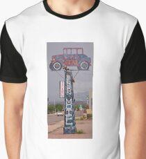 Old Benson Motel Sign Graphic T-Shirt