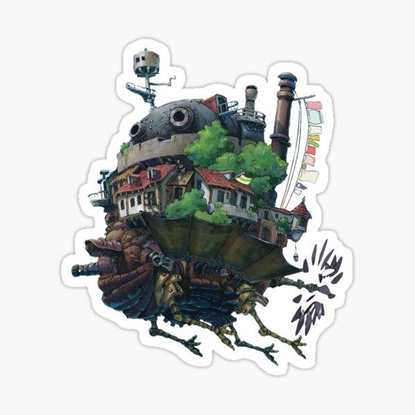 Howl's Castle  Sticker