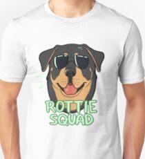 ROTTIE SQUAD Unisex T-Shirt