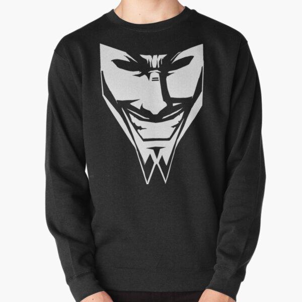 DAETRIX - SMILE MASK Pullover Sweatshirt