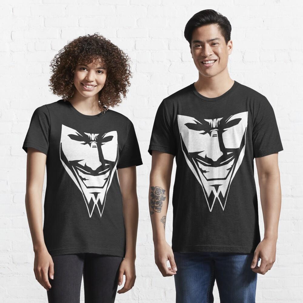 DAETRIX - SMILE MASK Essential T-Shirt