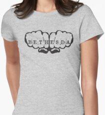 Bethesda! Women's Fitted T-Shirt