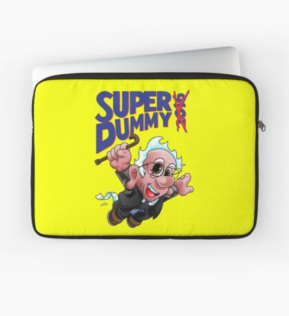 Super Dummy Laptop Sleeve
