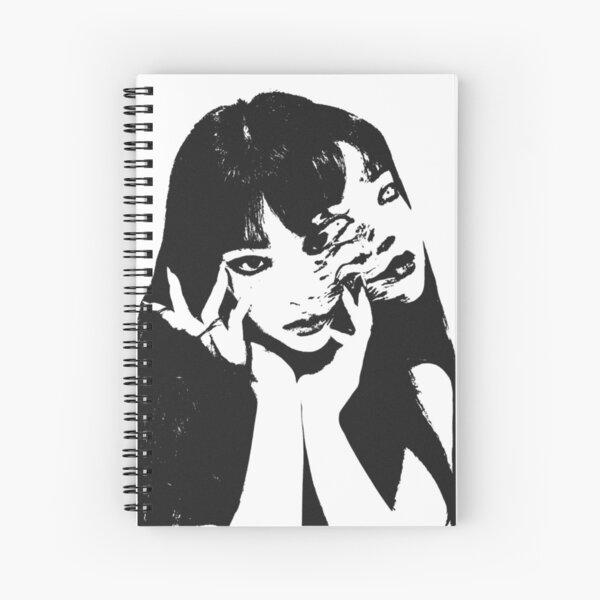 Tomie Spiral Notebook