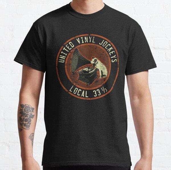 United Vinyl Jockeys Classic T-Shirt
