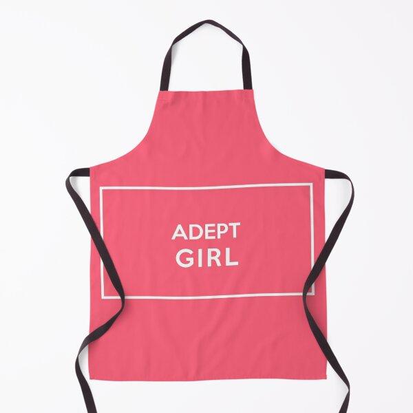 Adept Girl  Apron