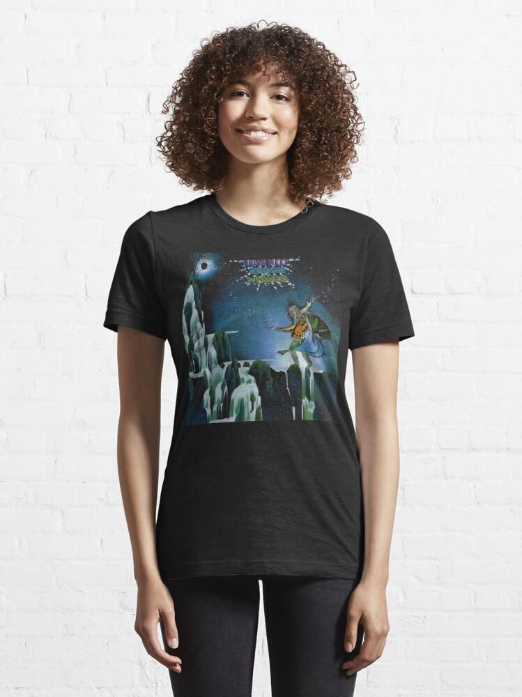 Alternate view of Wizard meet lizard  Essential T-Shirt