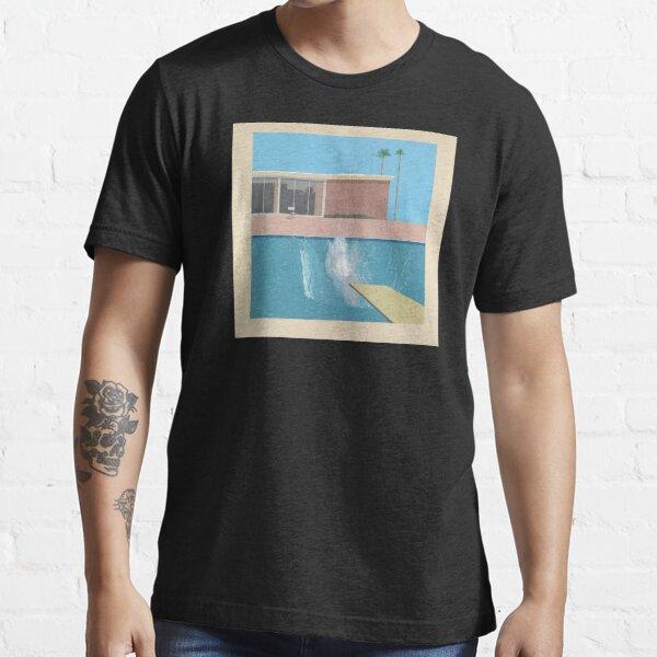 David Hockney une plus grande éclaboussure T-shirt essentiel