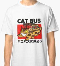 Camiseta clásica Cat Bus