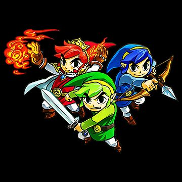 The Legend of Zelda by davidojames