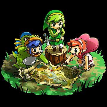 The Legend of Zelda  by nachaompunx