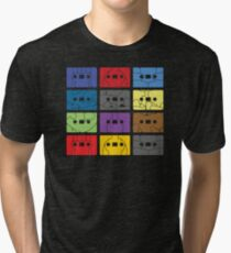 Something About My Cassettes Tri-blend T-Shirt