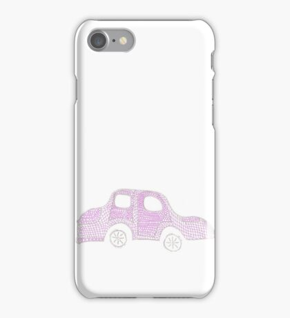 A Bubbly Car iPhone Case/Skin