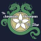 The Jasmine Dragon by KindaCreative