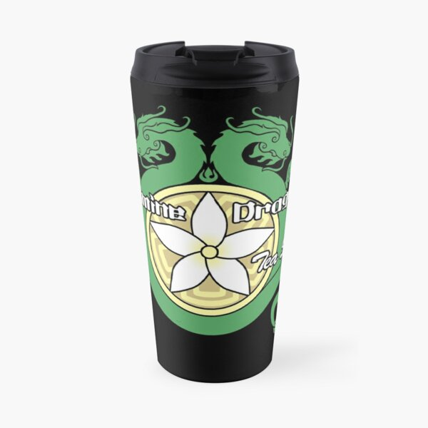 The Jasmine Dragon Travel Mug