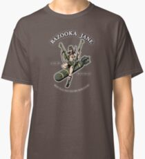 Bazooka Jane - Coloured Classic T-Shirt