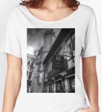National Trust Gift Shop Bath Somerset England Women's Relaxed Fit T-Shirt