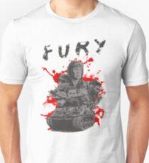 Fury Unisex T-Shirt