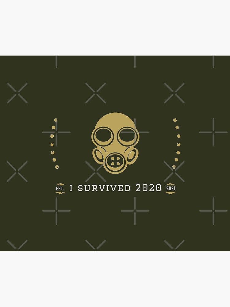 I survived 2020 by WendyLeyten